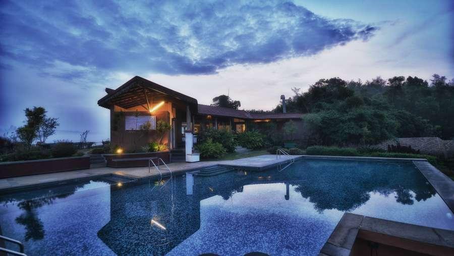 Swimming Pool 1 Heritage Hotel Resort Coorg Madikere Ac87ky Coorg Homestays