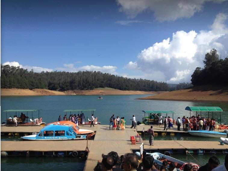 Mysore–Coorg-Ooty-Kodaikanal Tour Package